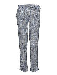 Demi pants - CAVIAR BLUE