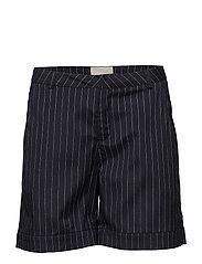 Iza shorts - BLACK IRIS
