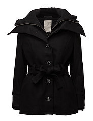 Maybell jacket - BLACK