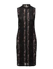 Trisha dress - BLACK
