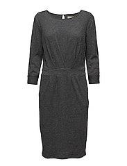 Holly dress - RAVEN GREY MELANGE