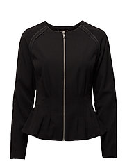 Marlow jacket - BLACK