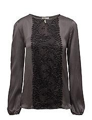 Lexi blouse - FROSTGREY