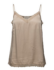 Lavina top - NUDE SMOKE