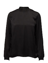 Ea ls blouse - BLACK