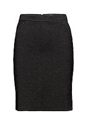 Alexandrina skirt - BLACK