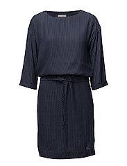 Virgin dress - BLACK IRIS