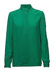 Billie shirt - GRASS GREEN