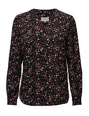 Birca blouse - MUSHROOM PRINT