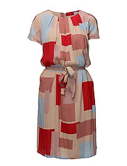 Franka dress - GRAPHIC PRINT