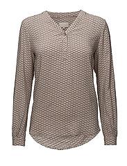 Katty blouse - DOT PRINT