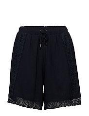 Gunvor shorts - BLACK IRIS