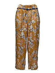 Lisette pants - BUTTERFLY PRINT