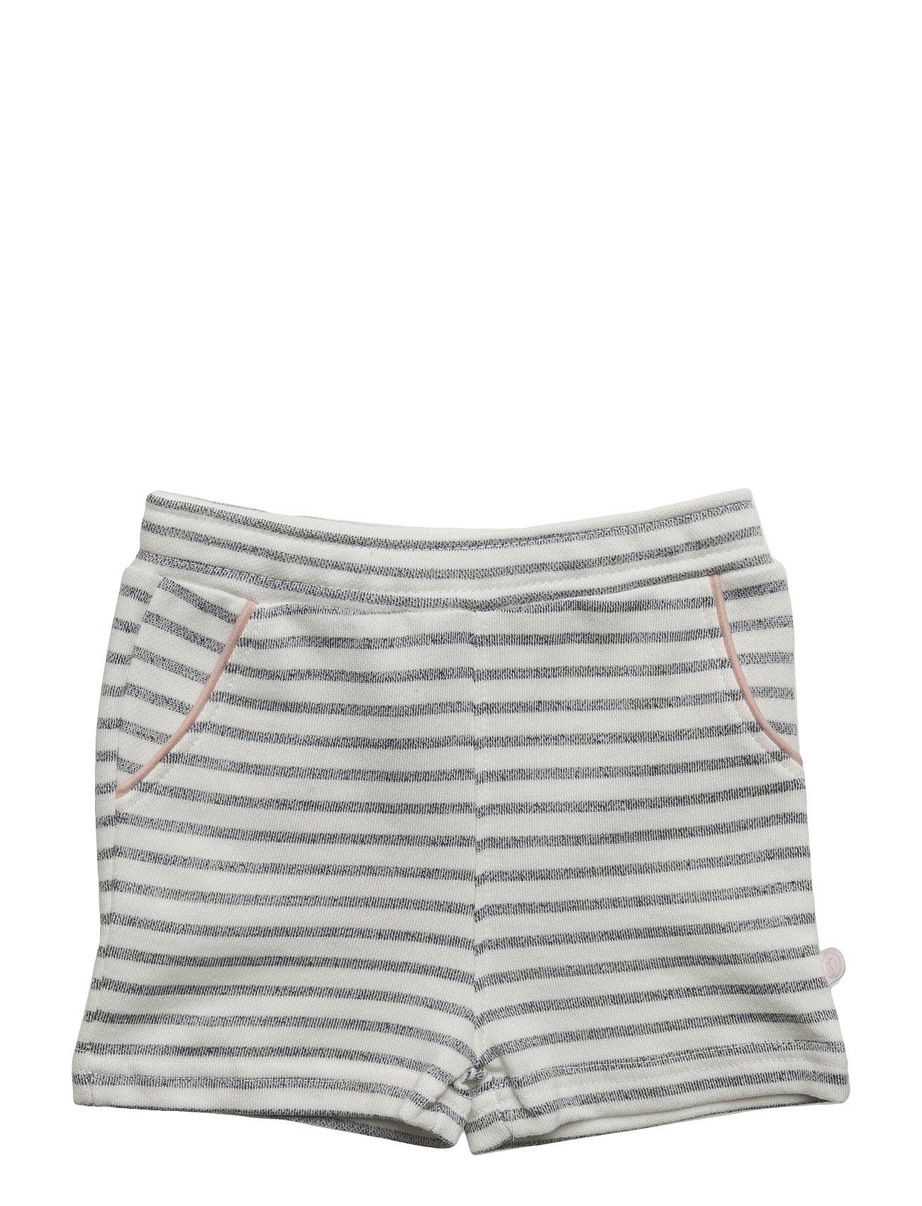 Kim 89 - Shorts Y/D Striped Minymo  til Børn i hvid