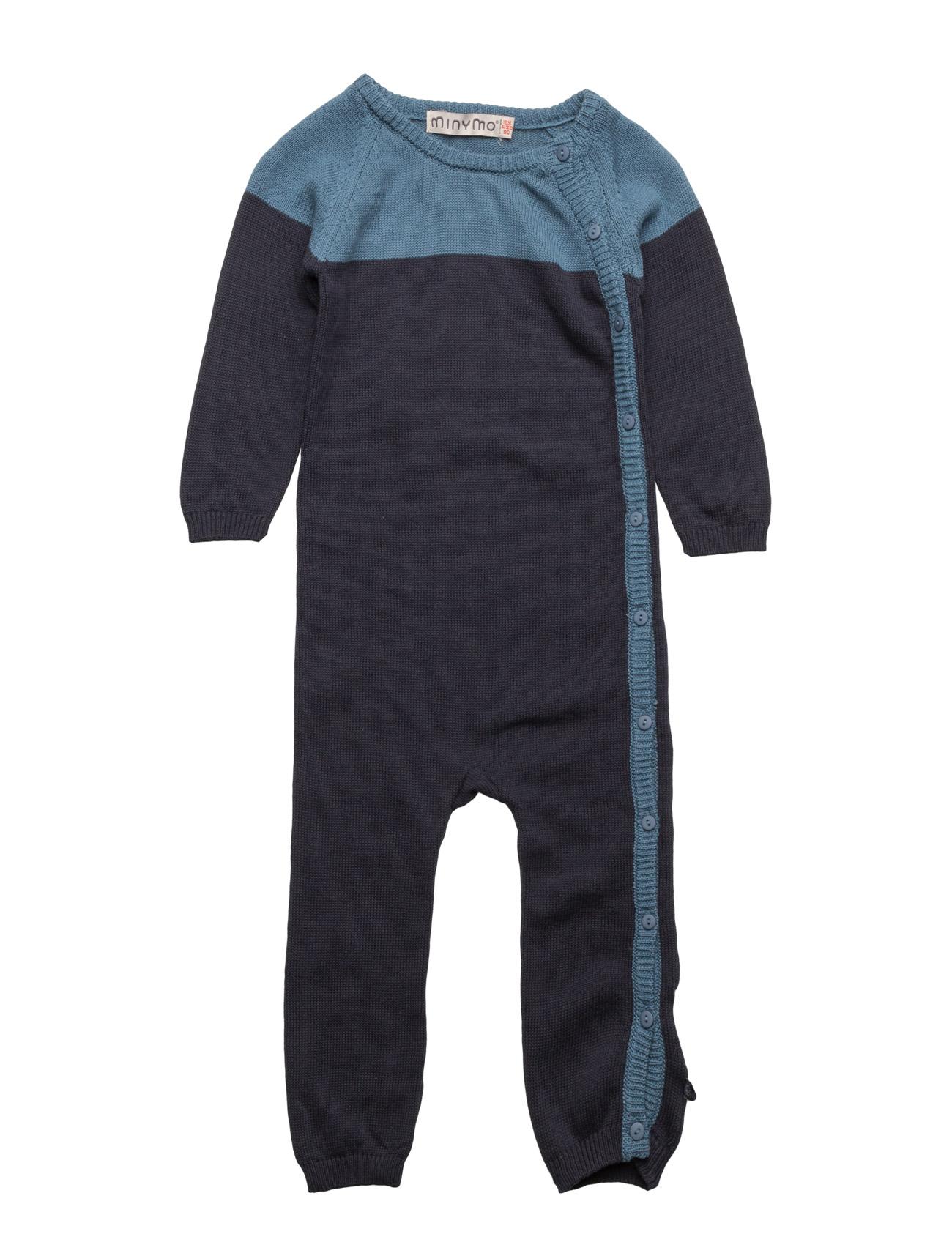 71 - Knit Suit Minymo  til Børn i