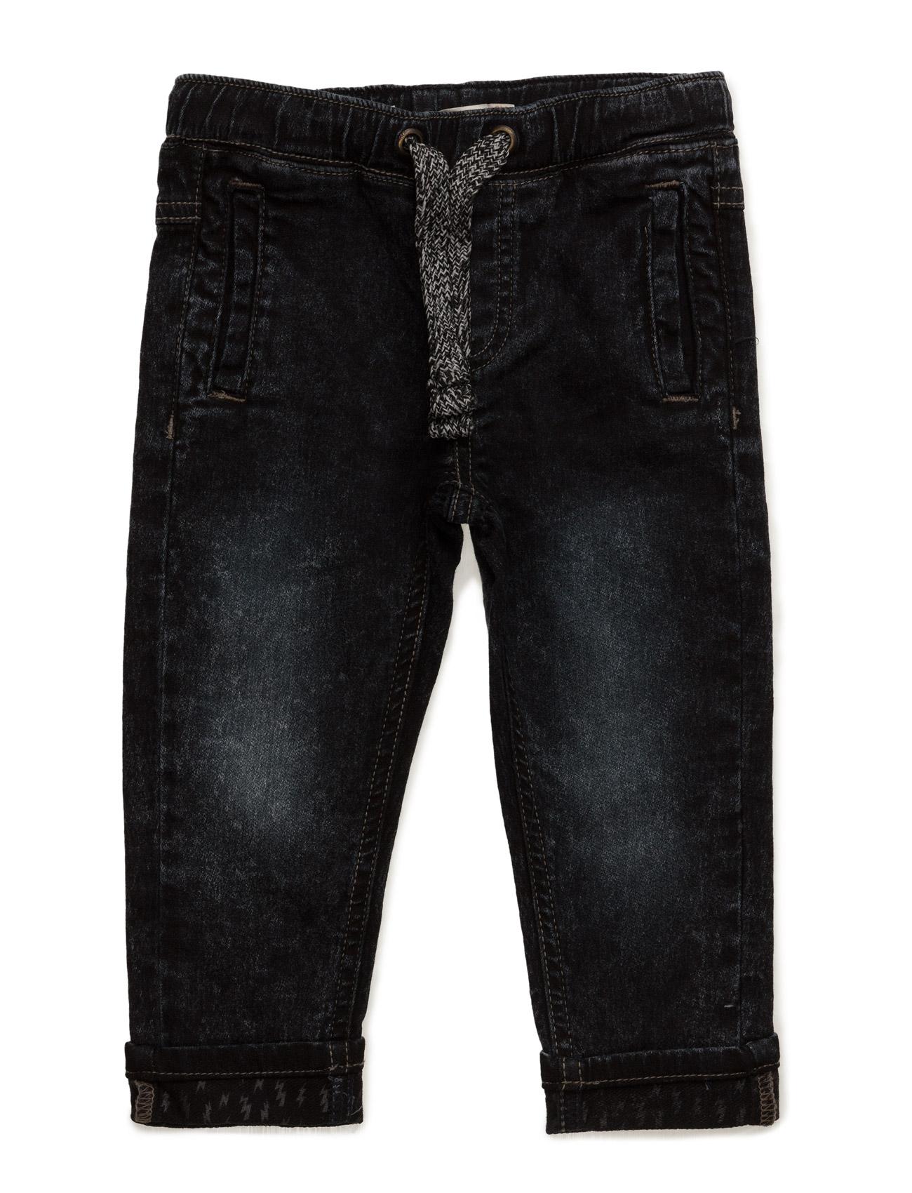 Hugin Jeans Knit Denim Minymo  til Børn i