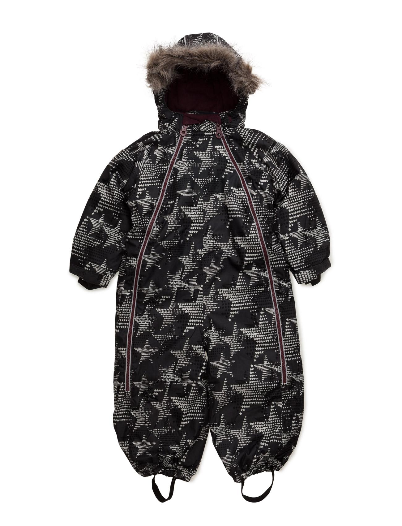 Gam 25 -Snow Suit -Aop Minymo Overtøj til Piger i
