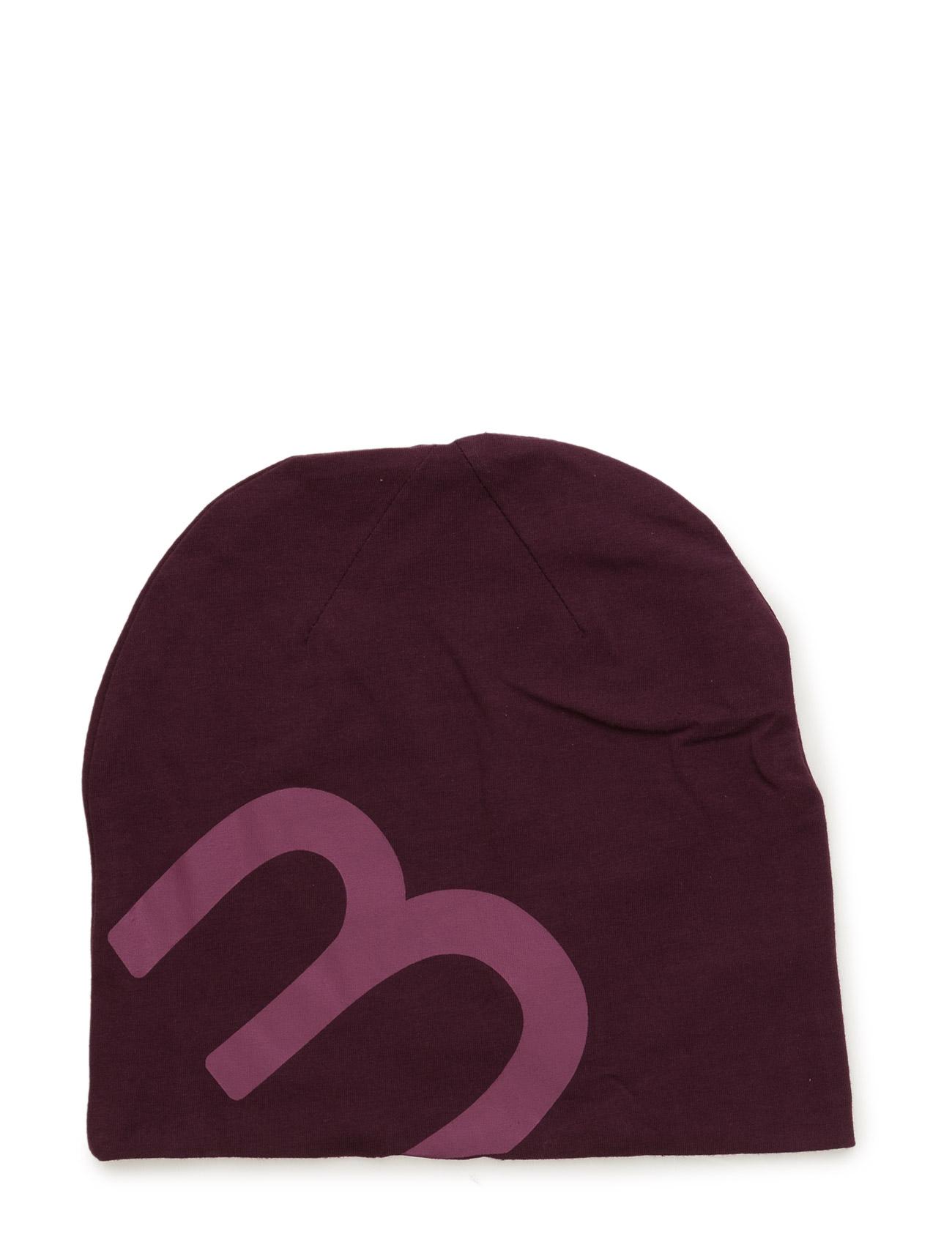 Gam 37 -Hat -Double Layer Minymo Accessories til Børn i Mørkeblå