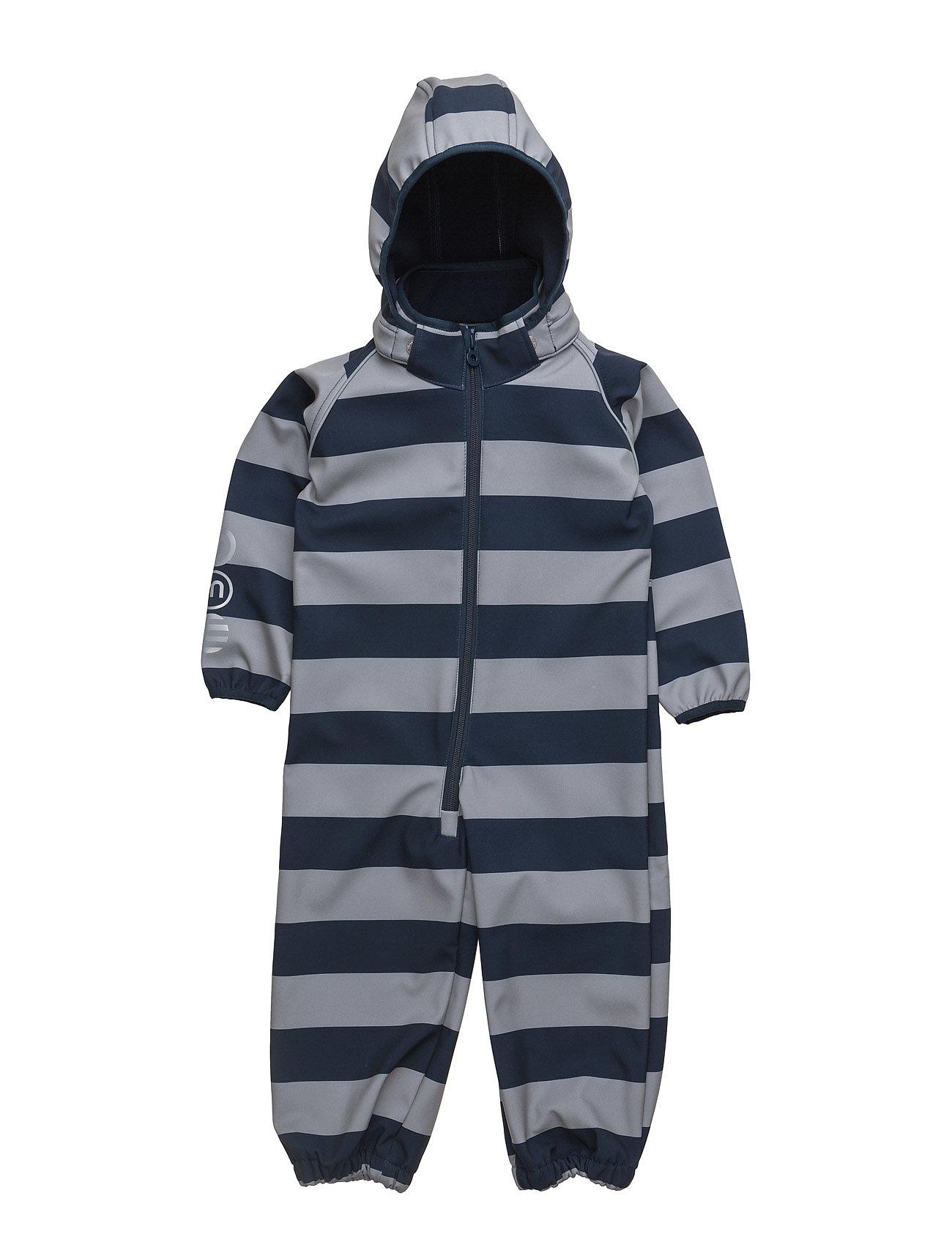 Jazz 59 -Softshell Suit Minymo Overtøj til Drenge i
