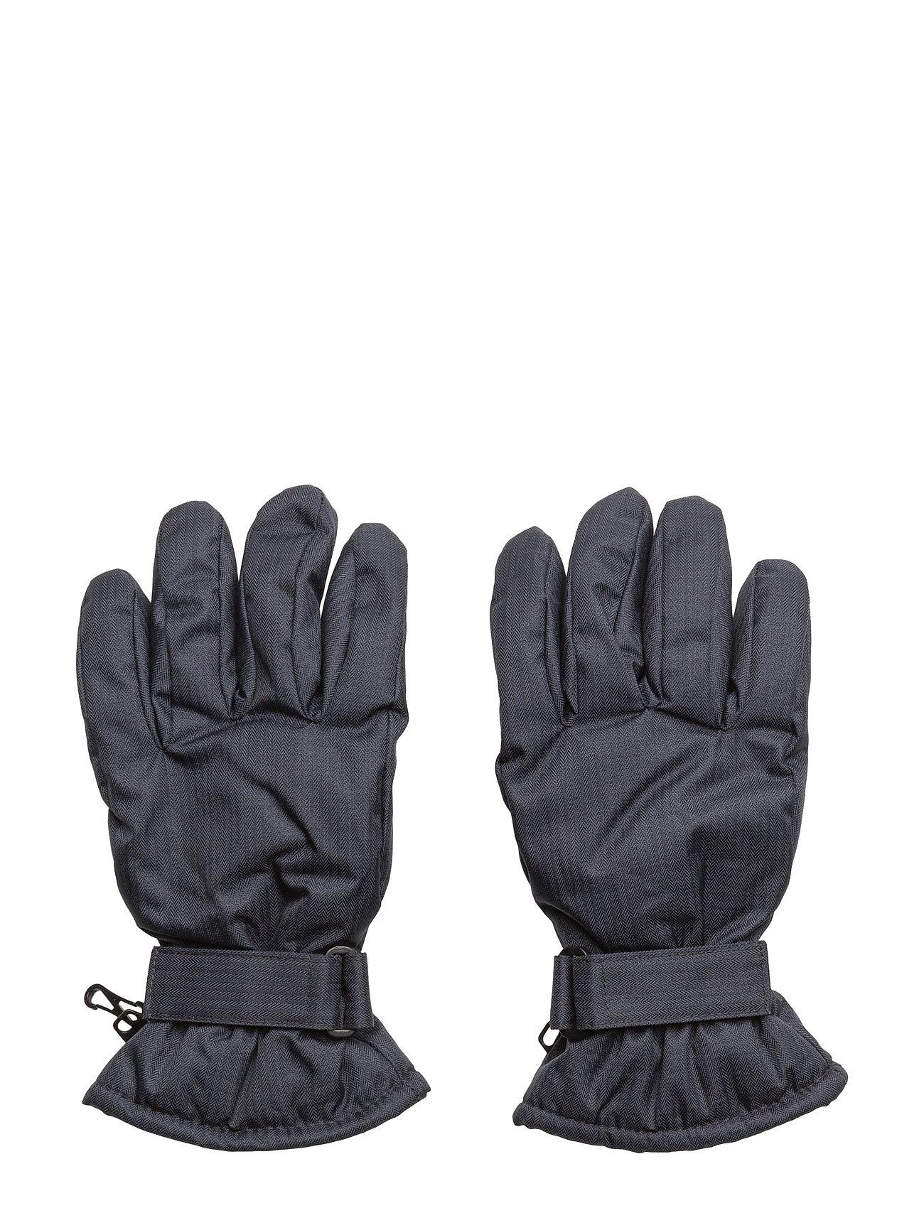 minymo 97 -glove -herringbone fra boozt.com dk