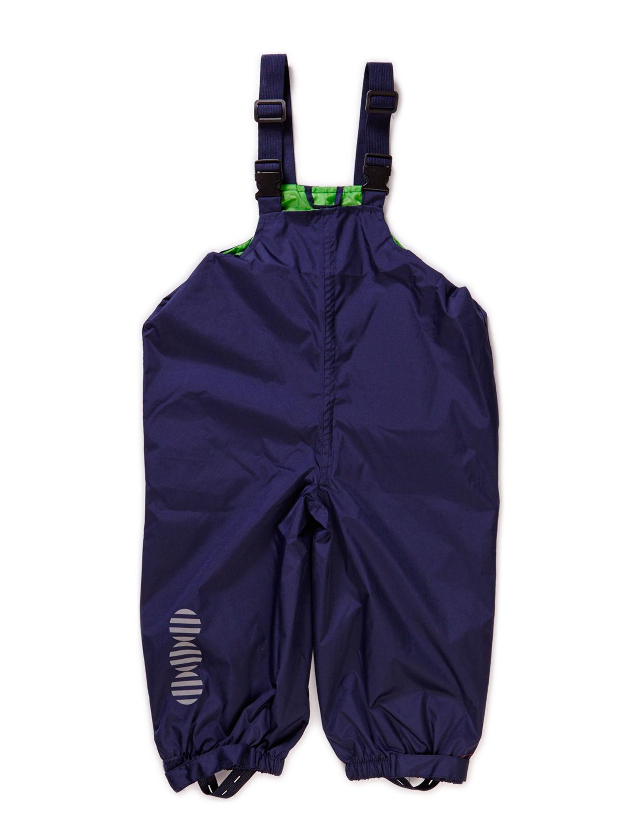 Rainpant, Breathable Minymo Regntøj til Børn i Mørk Navy