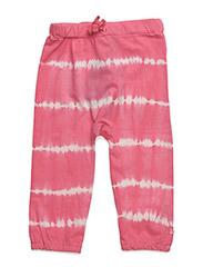 Fida Pants Tie dye - CAMELLIA ROSE