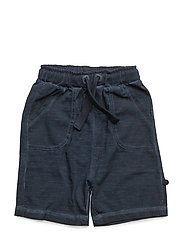 88 - Shorts w. pockets - DRESS BLUES