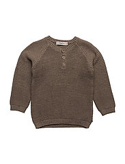 61 - Knit pullover - BUNGEE CORD
