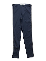 94 -Leggings lurextape - DRESS BLUES