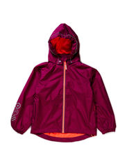 Raincoat, breathable - Dark purple