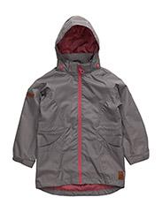 Echo jacket -Herringbone - LIGHT GREY