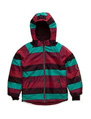 Gam 14 -Snow Jacket Ao-Printe Minymo Outerwear