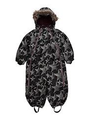 Gam 25 -Snow suit -AOP - GRAPE WINE