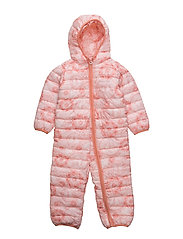 54 -Nylon Baby suit - EVENING SAND