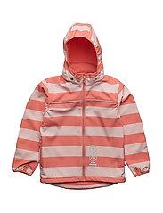 57 -Softshell jacket -AOP - CRABAPPLE