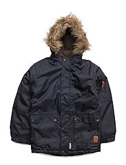 70 -Snow jacket -Herringbo - BLUENIGHTS