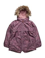 73 -Snow jacket with AOP - GRAPEADE
