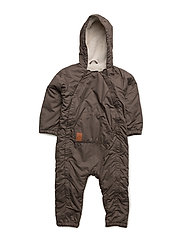 85 - Baby suit - MAJORBROWN
