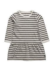 03 - Dress LS - WHITE