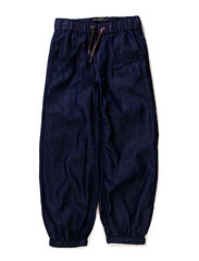 Baggy pant -GIRL - Dark blue