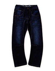 Jeans boy - Engineer fit - DARK BLUE DENIM