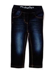 Malou jeans - DARK BLUE DENIM