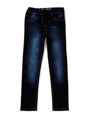 Molly leggings - DARK BLUE DENIM