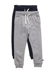 Basic Sweat pant (2-pack) - DARK NAVY