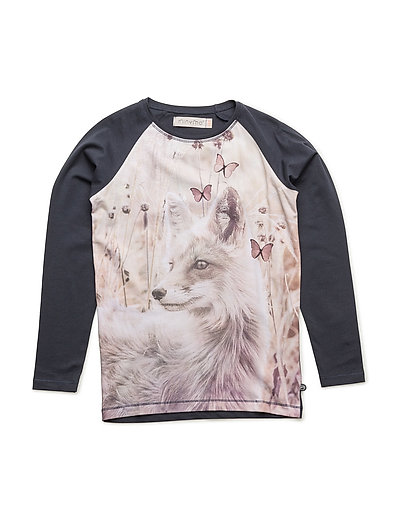 72 -Blouse Ls With Fox