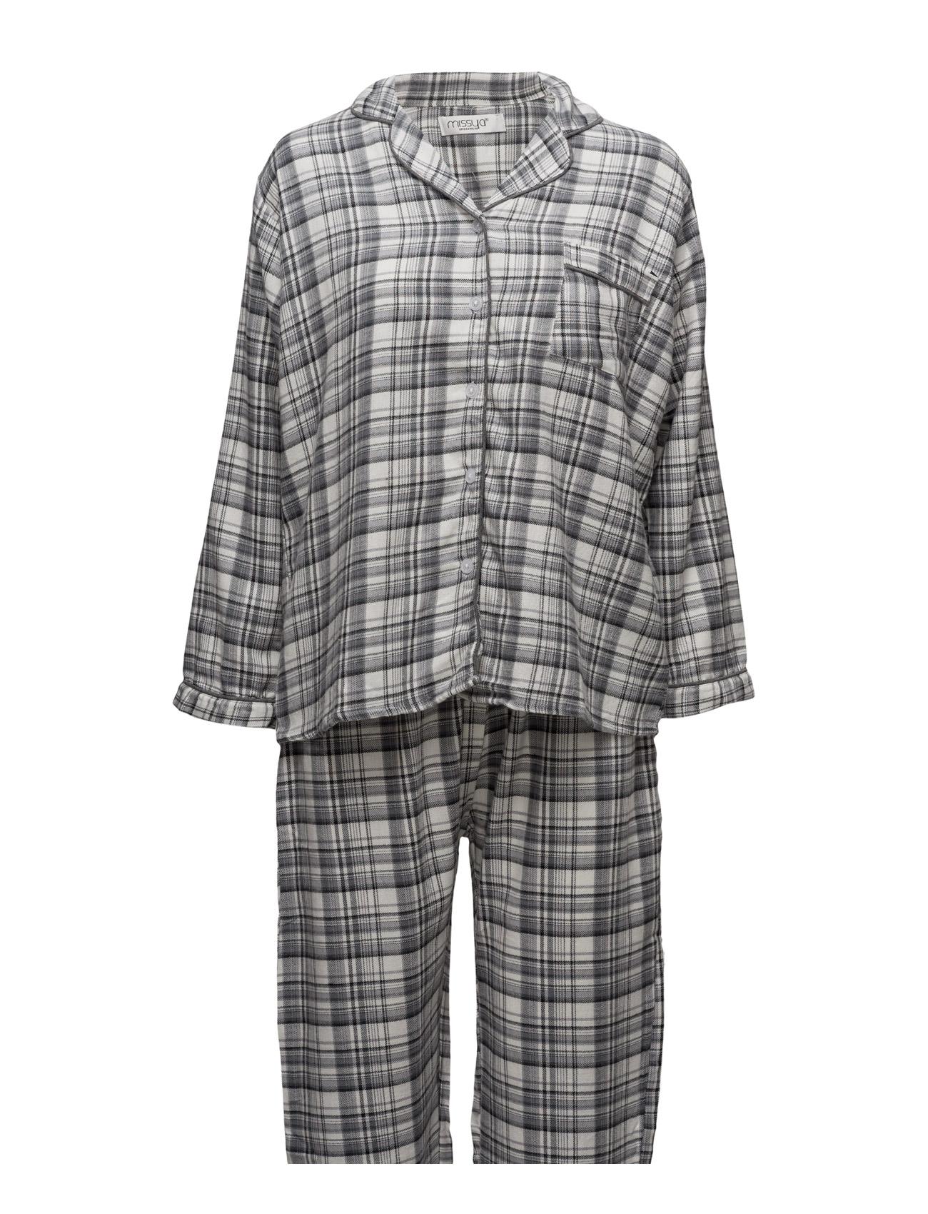 Parker Pyjamas Flannel Missya Nattøj til Kvinder i