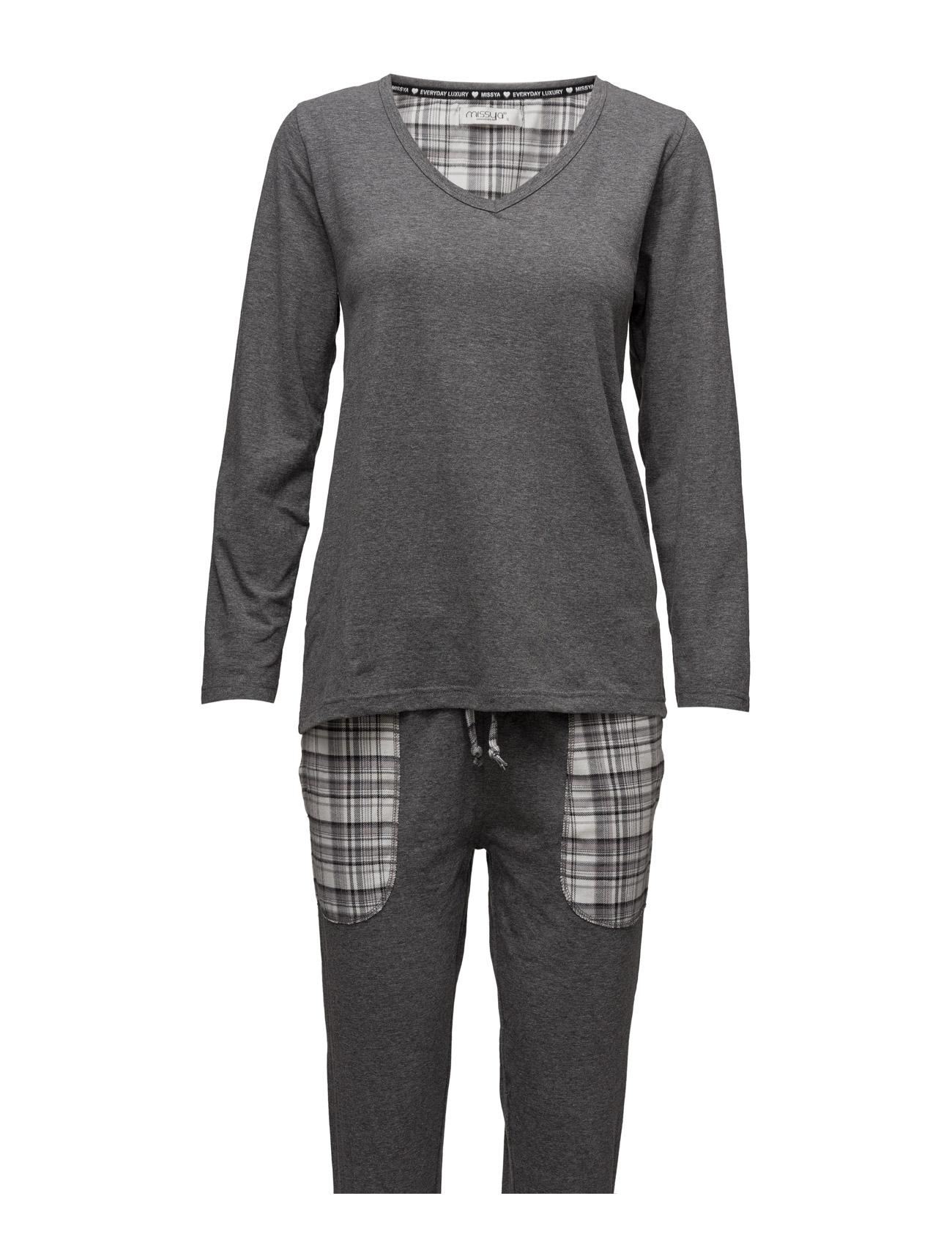 cfb3431e4233 Find Parker Pyjamas Jersey Missya Nattøj i til Kvinder fra Boozt