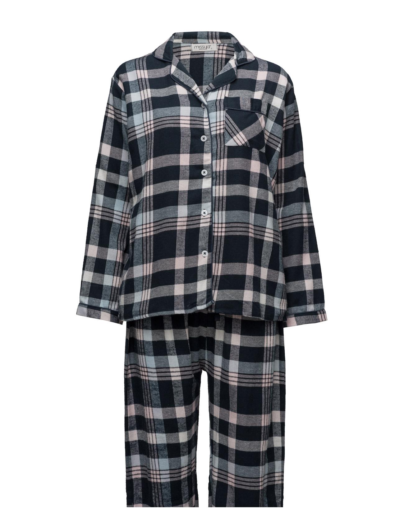 5efc17a6b9a7 Find Parker Pyjamas Flannel Missya Nattøj i til Kvinder fra Boozt