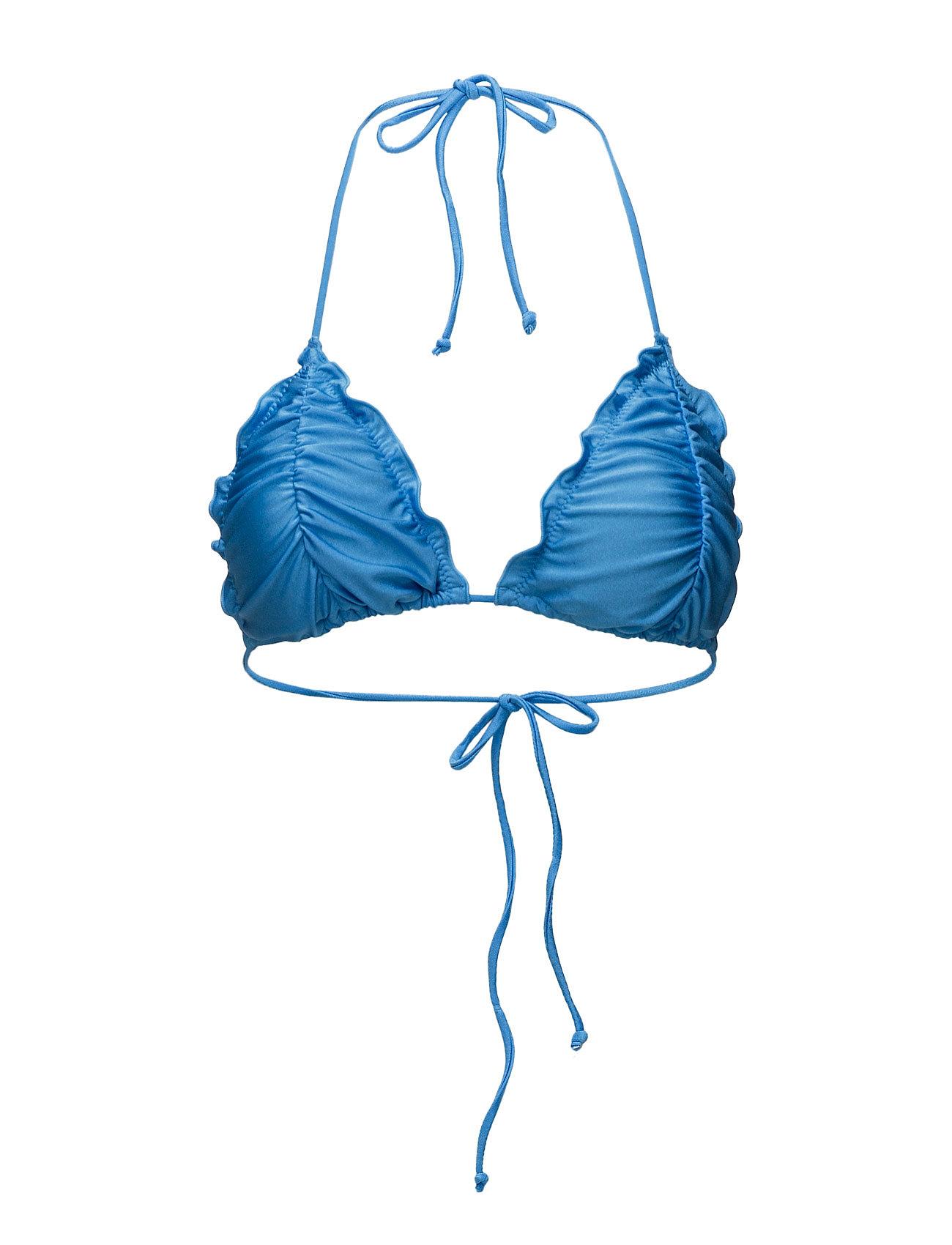 Phoenix Triangle Fill Missya Badetøj til Kvinder i Blå