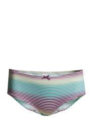 Thilde hipster - rainbow stripes